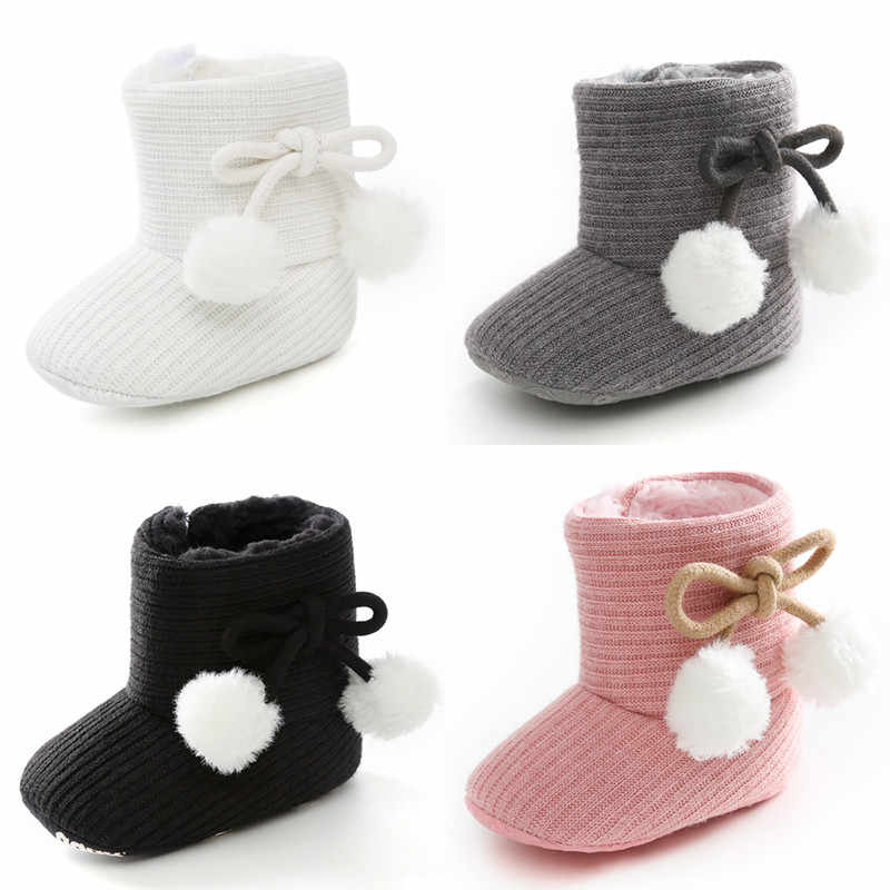 Baby Autumn Winter Snow Boots Baby Girl