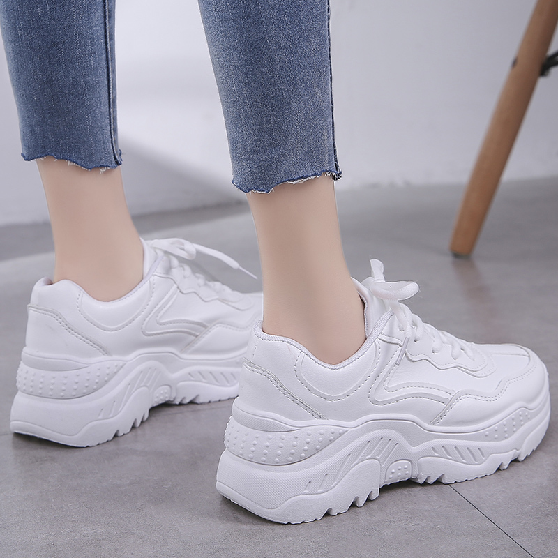 Women's Sneakers With Platform Womens Trainers Shoes Woman Shoes Luxury Woman-shoes Thick Running Fashion Casual Woman's Summer