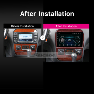 Image 5 - Seicane 2Gb Car Multimedia Player Gps 2Din Voor 1998 2005 Mercedes Benz S Klasse W220 S280 S320 S350 s400 S430 S500 S600 S55 Amg