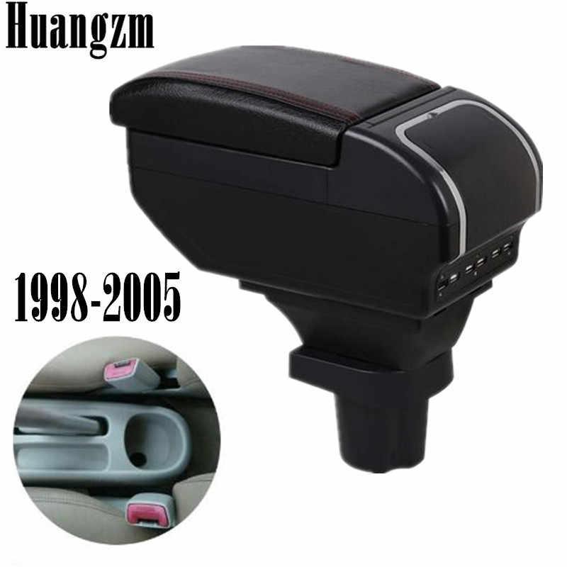 車収納ボックストヨタヤリスヴィッツ 1998-2005 ハッチバックセンターコンソール収納ボックスアームレスト 2004 2003 2002 2001 2000