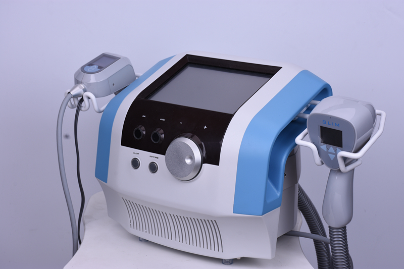 2020 Salon Use Beauty Weight Loss 2 In 1 Ultrasound+ RF Technology Face Lifting/body Shaping Multi-function Machine With CE