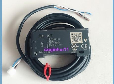 FX-101-CC2 C2 Digital Display Digital Fiber Amplifier Sensor Fx-100