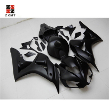 ZXMT High Quality Motorcycle Fairing Mold Kit for Honda CBR1000RR 2006-2007 ABS Injection BodyworkS Set Matte Gloss Black 2017 high quality custom embedded box plastic injection mold manufacturer