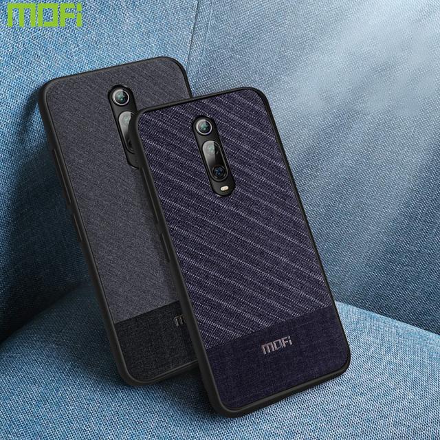 MOFi Redmi K20 Pro Luxury Business Style Shockproof Back Case Cover