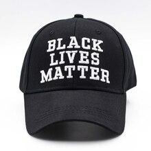 black Lives Matter make america great again men cap trucker