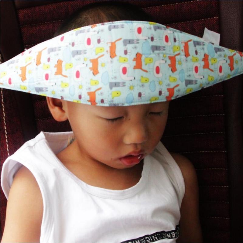 Children's Sleep Protection Belt Car Seat Adjustable Head Sleep Fixing Auxiliary Belt
