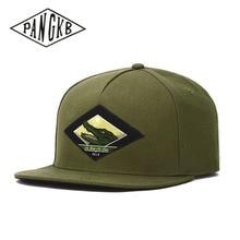 Snapback Hat Sun-Baseball-Cap PANGKB Bone One-Crocodile Women Brand Adult Casual