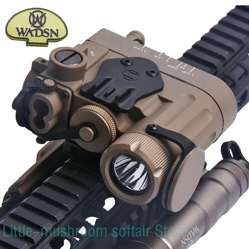 DBAL-MKII Green/Red IR Laser Tactical PEQ15 LA-5C Flashlight  Softair DBAL-D2 Weapon Lights Red Laser DBAL-A2 Softair