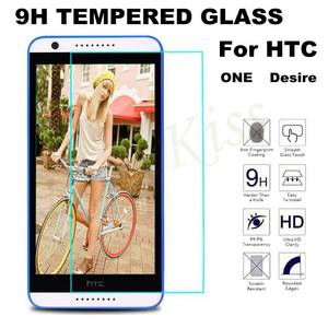Image 1 - 9H Premium Tempered Glass For HTC Desire 830 825 530 610 526 616 816 626 For HTC One M4 M7 M8 One Mini 2 Screen Protector Film