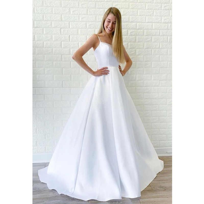 Красивые свадебные платья из атласа ▷ Свадебный Торговый Центр ... | 800x800