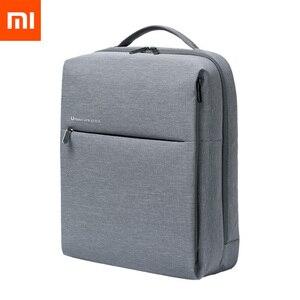 Image 2 - Original Xiaomi Mi กระเป๋าเป้สะพายหลัง 2 Urban Life กระเป๋าไหล่สไตล์ Rucksack Daypack กระเป๋า Duffel กระเป๋าเหมาะกับแล็ปท็อปขนาด 15.6 นิ้ว portab