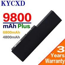 KYCXD PA3817U-1BRS PA3817U Bateria Para Toshiba Satellite A660 C640 C600 C650 C655 C660 L510 L630 L640 L650 L670 L770 PA3818U