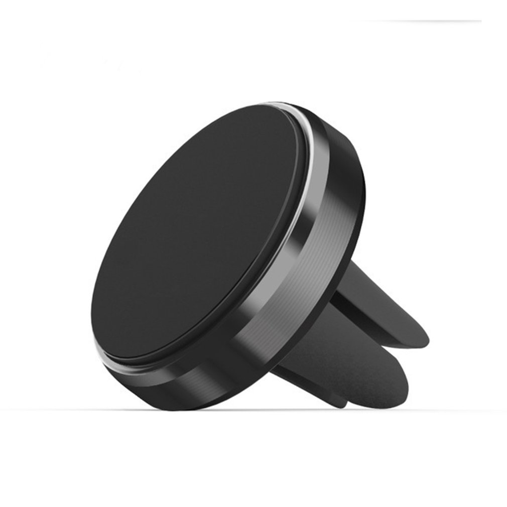 Phone Holder Magnet Telephone Stand Support Cellphone Bracket Air Outlet Car Vehicle Mobile Phone Accessories