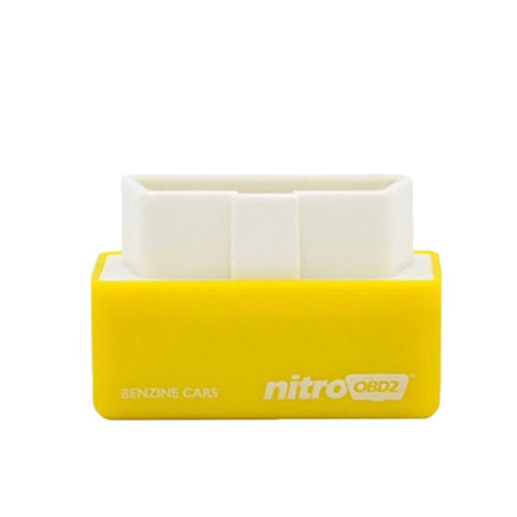 Plug And Drive Nitro Obd2 <font><b>Performance</b></font> Nitro Obd2 Power Fuel Optimizer Plug Drive Box Obd2 Power Fuel Optimization image