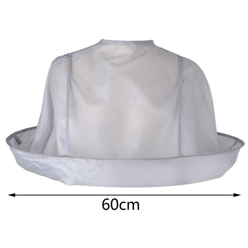 Μπέρτα κουρέματος ομπρέλα που μαζεύει τις τρίχες msow