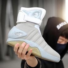 7ipupas New Boots for Men,Women,USB Rechargeable Glowing Sho