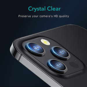 Image 5 - ESR Camera Len Film for iPhone 12 Camera Len Glass Screen Protector for iPhone 12 mini 12 Pro Max Tempered Glass Protective 2PCS