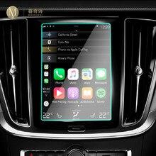 Película de vidro temperado para carro, película protetora anti vidro para volvo v60 v90 s90 xc60 2018 2019 2020-filme de risco