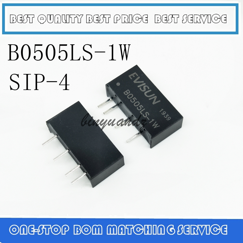 10PCS B0505LS-1W B0505LS B0505LS1W DC-DC Module Power Module Isolation Module New & Original