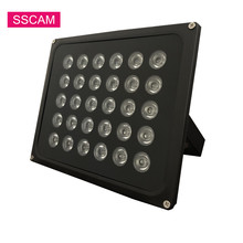 Security Fill Infrared Leds 30Pieces Array Infrared Light AC 220V 60W lluminator Lamp Waterproof IR Lights for CCTV Camera