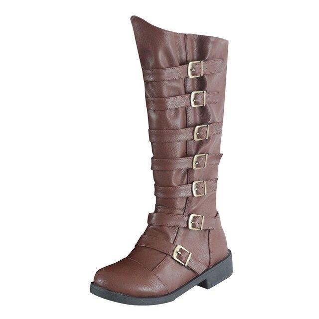 Knight Biker Boots 4
