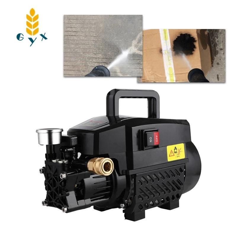 10MPa High Pressure Washer/220V Household Multifunctional Car Washing Pump/Portable Small Car Washing Machine/ 2200W High Power