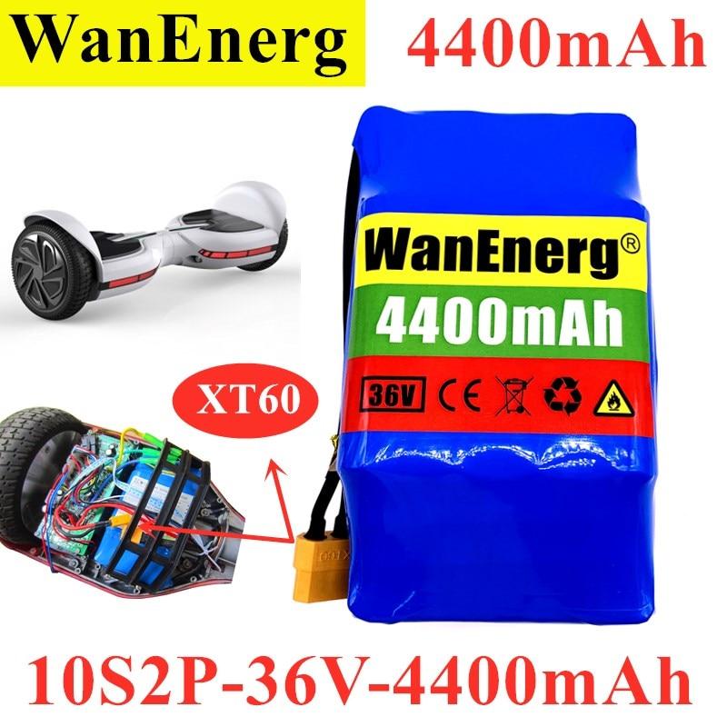 100% original novo 36v 4.4ah bateria de lítio 10s2p 36v bateria 4400mah bateria de íon de lítio 42v 4400mah scooter torção bateria de carro