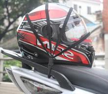 60CM Motorcycles Strength Retractable Helmet Luggage Elastic Rope Strap with 2 hook luggage rope