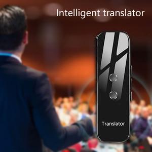 Image 4 - Portable G6 Language Translator Intelligent Translation Machine Smart Multi language Interpreter