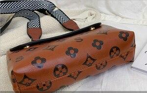 Image 5 - Soft Leather Women Messenger Bag Casual Shoulder Crossbody Bag Female Handbag Bolsa Feminina Girl Bag Louie Vuiton Bag 4942