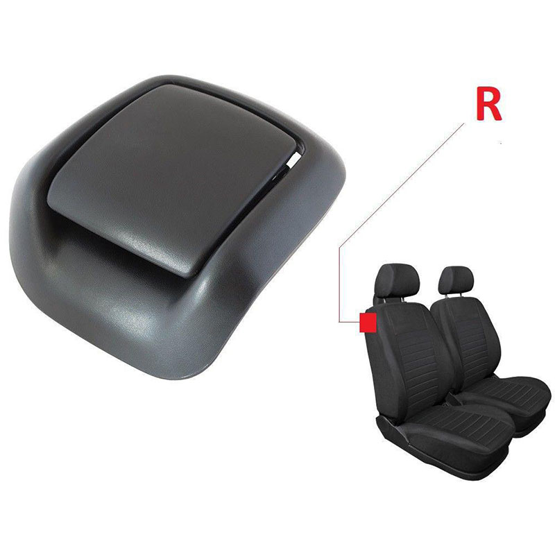 Car Front Right Hand Passenger Seat Tilt Handle 1417521 For Genuine Ford Fiesta MK6  Car Seat Adjustment Knob Button Switch