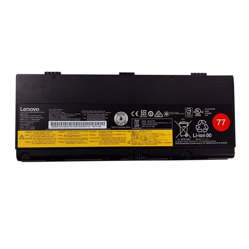 Lenovo Thinkpad P50 P51 серия аккумулятор для ноутбука 4X50K14090 4/6 Аккумулятор для ноутбука оригинальные аксессуары - Цвет: 4core 4300mAh