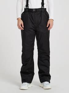 Suspenders-Trousers Ski-Pants Snowboard Waterproof Winter Women Outdoor New Sports Warm