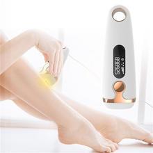 Laser Epilator for Women Portable Skin Depilator Men Permanent Hair Removal Touch Body Leg Bikini Trimmer
