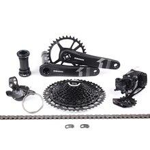 2019 SRAM SX EAGLE 1x12 12 speed Groupset Kit 11 50T DUB Trigger Shifter Rear Derailleur Cage Chain Crankset PG1210 Cassette