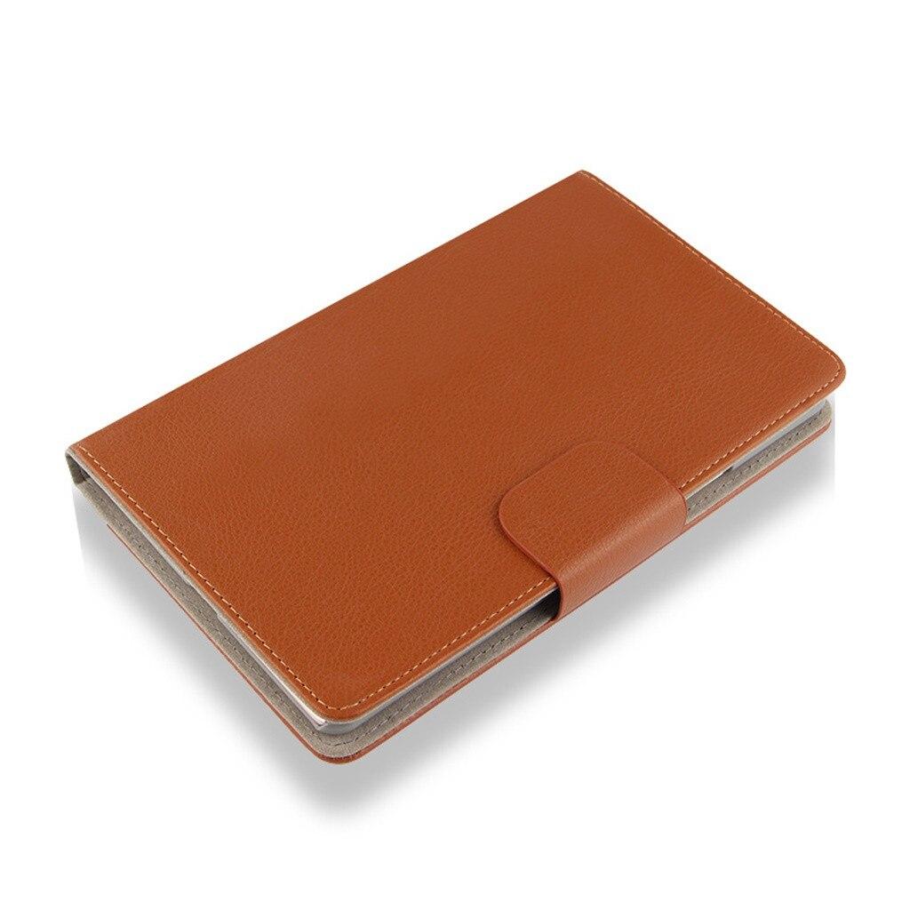teclado bluetooth para huawei m5 flip capa