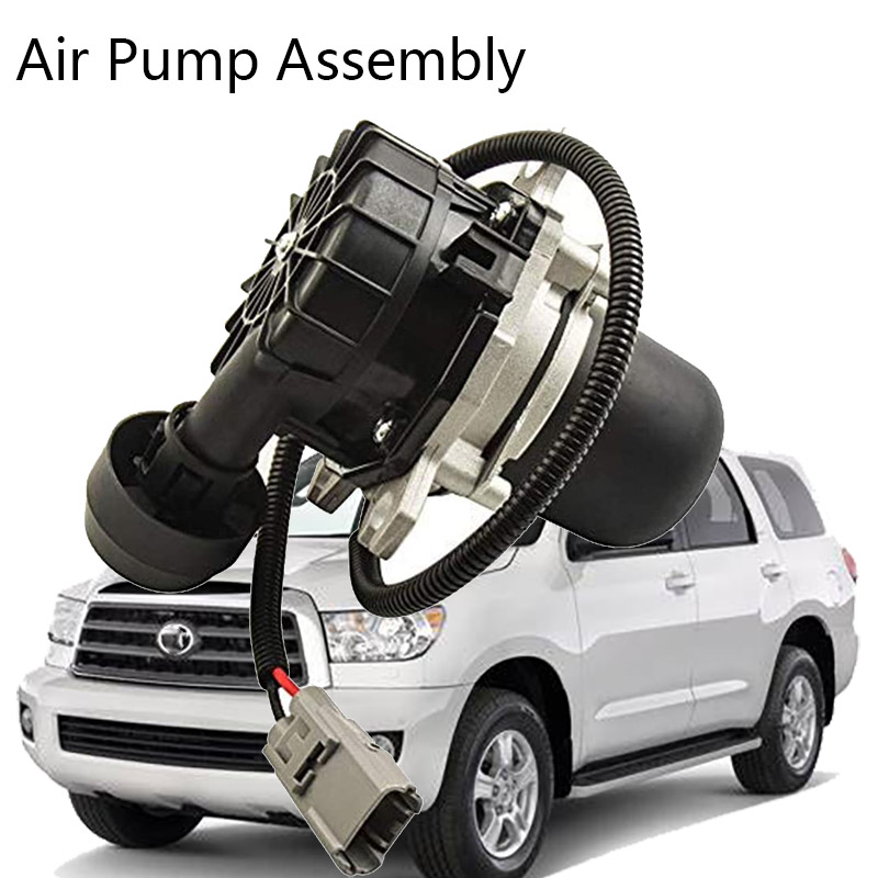 New 17610-0S010 176100S010 Secondary Air Pump Assembly For 07-13 Toyota VENZA LAND CRUISER Sequoia Tundra LX570 V8 2007-2013