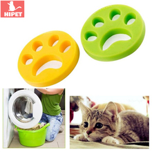 Pet Hair Catcher Cat Dog Fur Lint Clothes Cleaning Laundry Dryer Washer Remover With Clean Ball