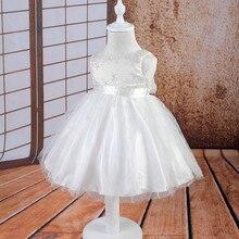 Зазор! Платья для маленьких девочек с цветочным узором; Платье из тюля с вышивкой для новорожденных; Одежда для маленьких девочек на свадьбу...