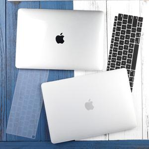 Image 3 - Crystal Hard Case For Macbook Air 13 Retina Pro 13 15 16 2020 A2289 A2159 Hard Cover With Free Keyboard Cover A1466 A1990 A1932