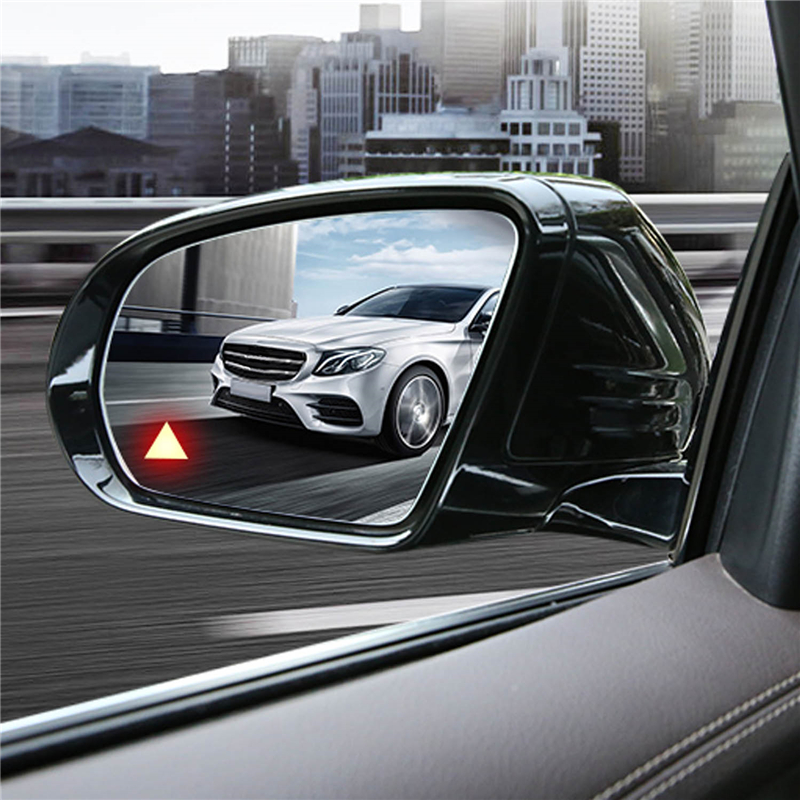 Car BSM Blind Spot Detection Mirror glass Microwave Radar Sensor Monitor System BSA BSD Assist for Mercedes Benz w204 w205 W213