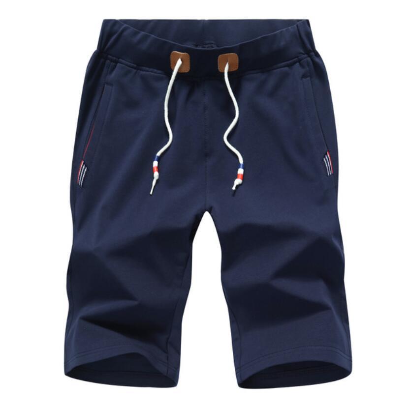 2019 New Summer Shorts Men Fashion Brand Men Short Pants Fashion Cotton Streetwear Shorts Homme Short Slim Fit Men