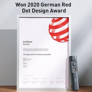 Image 5 - Baseus Presenter Wireless Laser Pointer 2.4GHz Remote Controller for Mac Win Projector Powerpoint Presenter Presentation Pen PPT