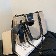 С доставкой сладкий цепь дизайн маленькая сумка из искусственной