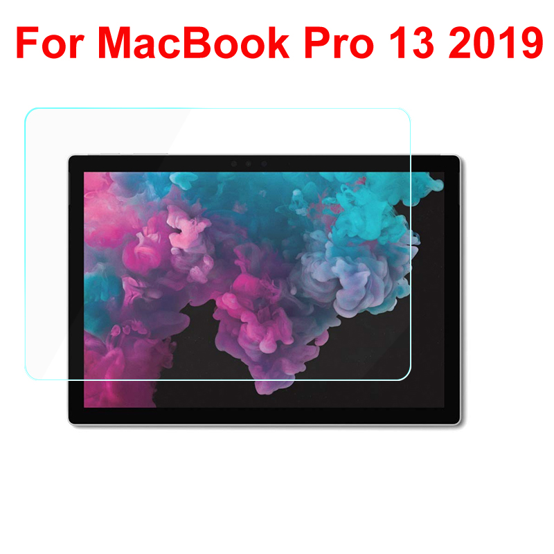 Tempered Glass For MacBook Pro 13 2019 Retina Model A1425 A1502 Screen Protector For MacBook Pro 13 Inch Protective Glass Film