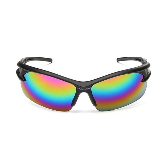 Ciclismo óculos de ciclismo das mulheres dos homens uv400 mtb óculos para bicicletas ciclismo ciclismo óculos de sol da bicicleta do esporte 4