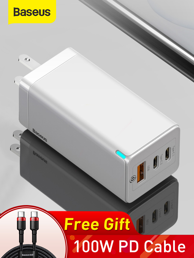 Baseus Fast-Charger Support Us-Plug Xiaomi PD3.0 SCP iPhone 11 FCP Samsung S10 Qc-3.0