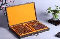 Traveling Mahjong Set Mahjong Games Home Games Chinese Funny Family Table Board Game Rosewood Mahjong