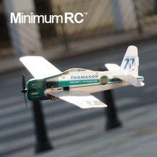 Minimumrc f8f rarebear самолет 360 мм комплект + мотор/комплект