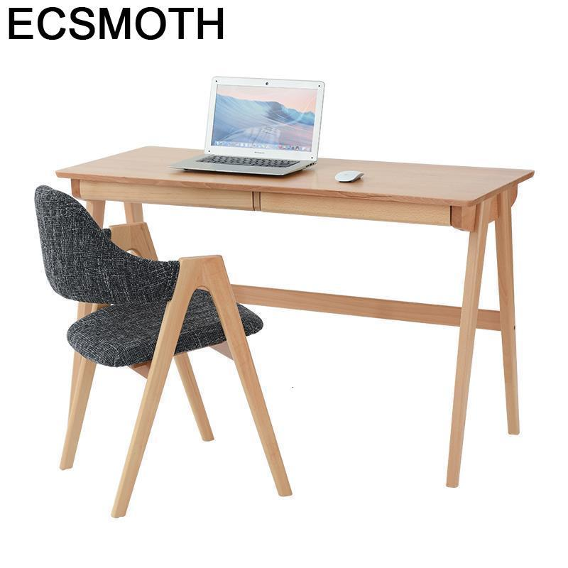 Escritorio Scrivania Ufficio Schreibtisch Bed Escrivaninha Tafelkleed Shabby Chic Stand Laptop Desk Computer Study Table
